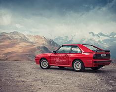 只留一场梦 阿尔卑斯山RS Q3之旅