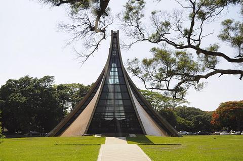 东海大学自然史博物馆旅游景点攻略图
