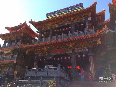 福安宫旅游景点攻略图