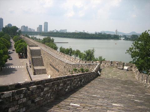 南京城墙遗址