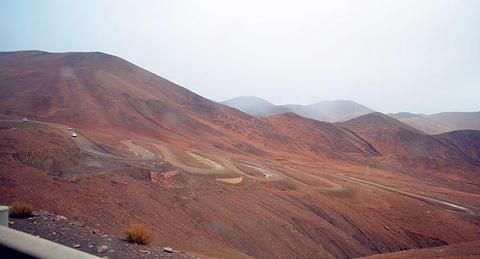 珠穆朗玛峰(南坡)旅游景点攻略图