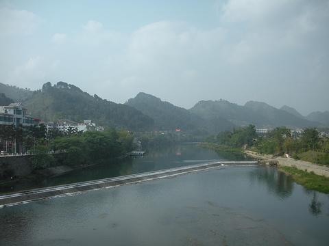荔波樟江景区旅游景点图片