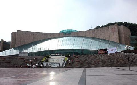 中国三峡博物馆