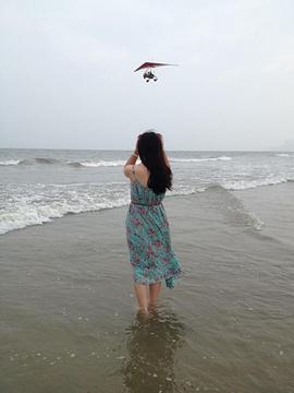 中国第一滩旅游景点攻略图