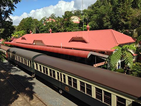 库兰达雨林小镇旅游景点图片