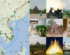 趣旅东南亚,越柬泰缅马