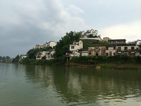 渔梁坝旅游景点图片