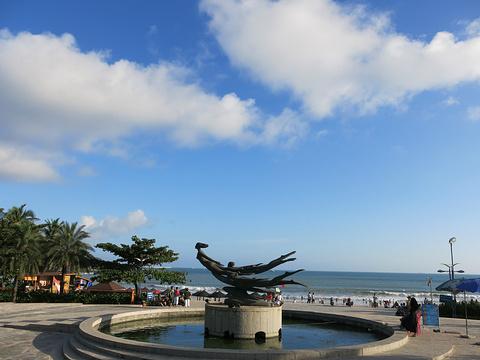 大东海旅游景点图片
