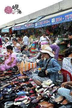 韩市场旅游景点攻略图