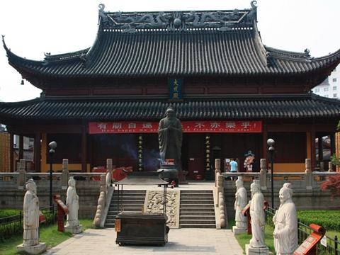 夫子庙旅游景点图片