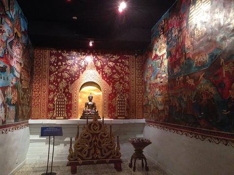清迈艺术文化中心旅游景点攻略图