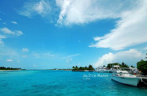 天堂岛旅游图片
