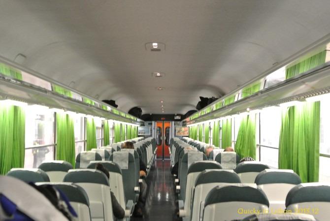 到波尔图的列车图片