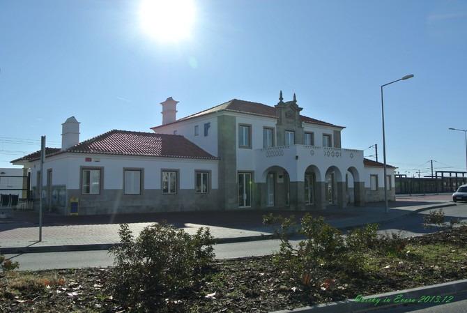 Evora火车站图片