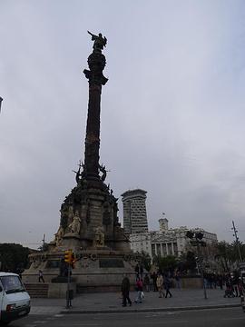 Monument a Colom旅游景点攻略图