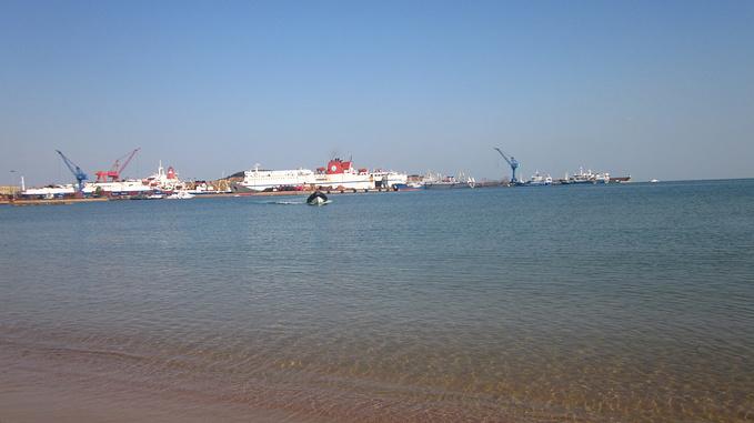 海驴岛图片