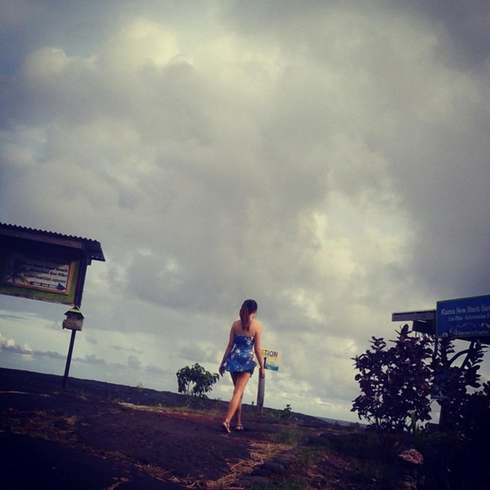一次说走就走的旅行,夏威夷