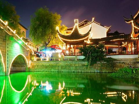 七宝古镇旅游景点图片