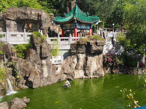黄大仙祠旅游景点图片
