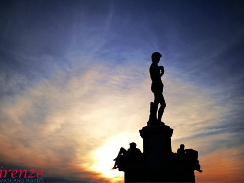 米开朗琪罗广场旅游景点图片