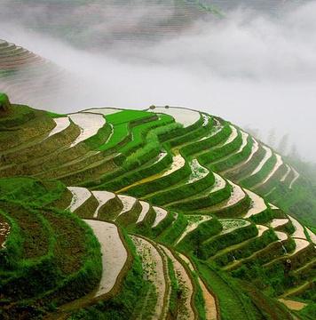 龙胜旅游景点图片