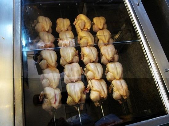 ugrak烤鸡店图片