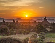 2014收官之旅~行摄缅甸,塔望蒲甘