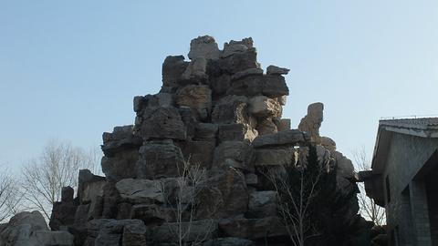 石家庄动物园旅游景点攻略图
