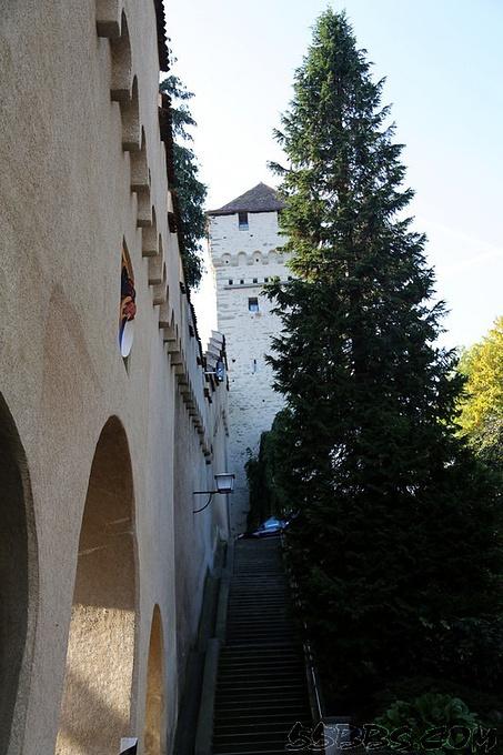 穆塞格城墙图片