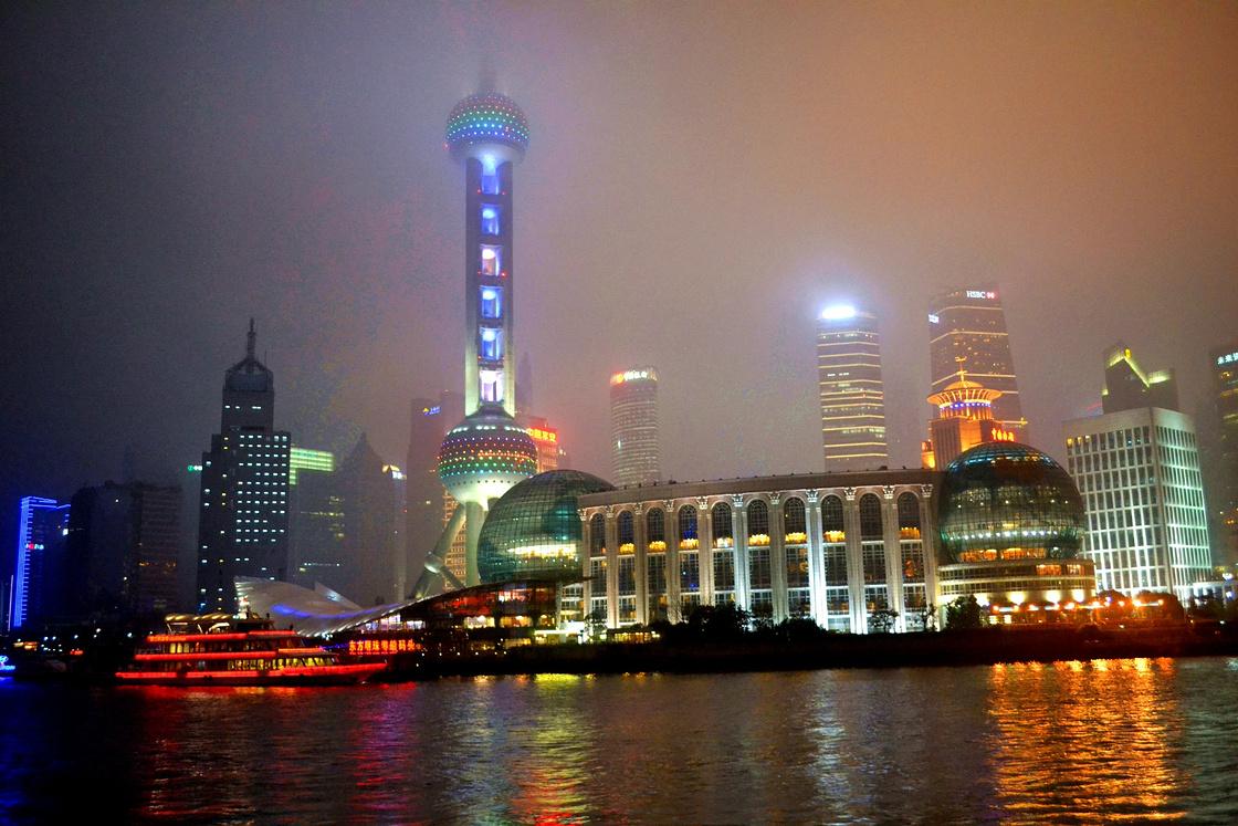 上海4日游