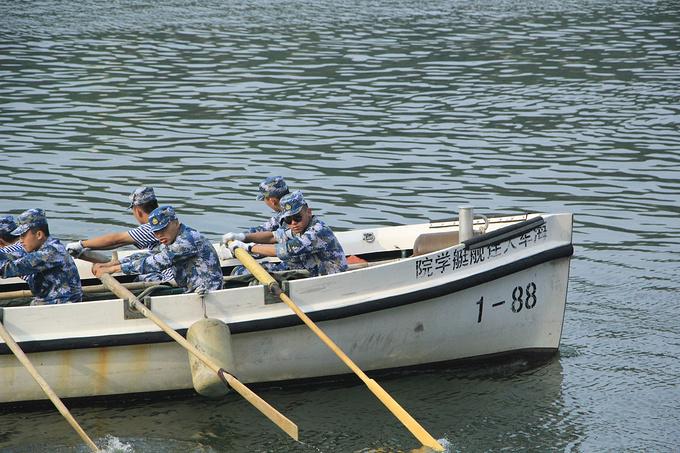 大连海军舰艇学院图片