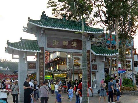 西贡旅游景点攻略图