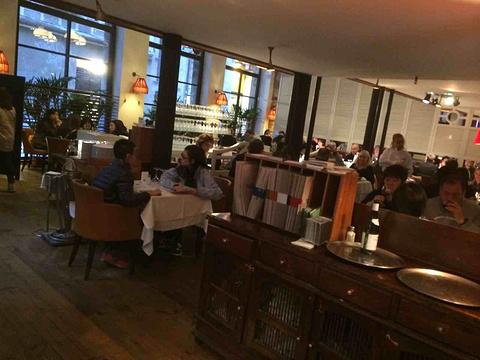 巴塞罗那拉芳达餐厅旅游景点攻略图
