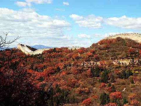 八达岭国家森林公园旅游景点图片