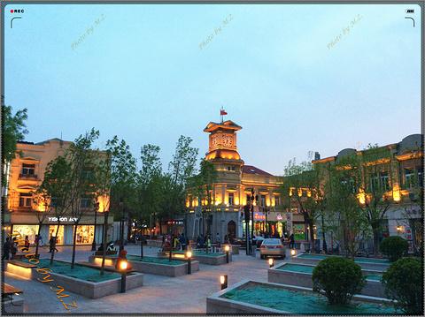 恒龙广场旅游景点攻略图