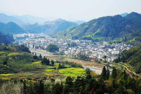 昌溪古镇的图片