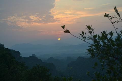 长老峰旅游景点攻略图
