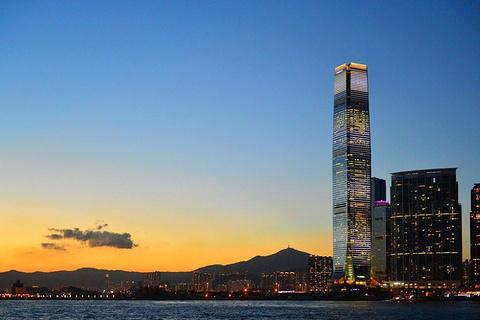 天际100香港观景台的图片
