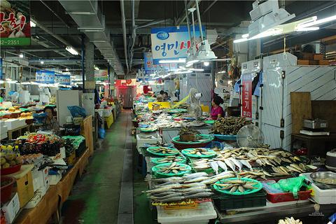 江华风物市场