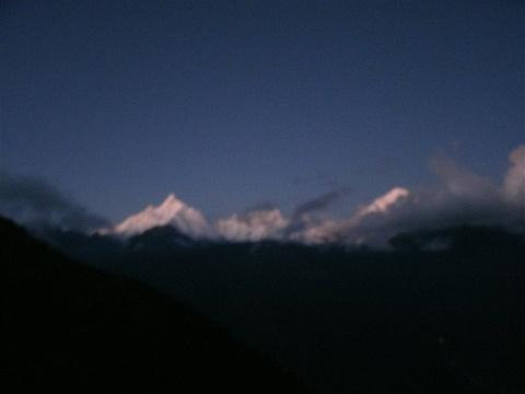 梅里雪山国家公园旅游景点攻略图