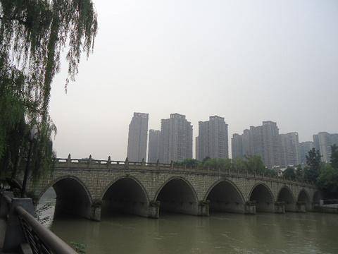 九眼桥旅游景点攻略图