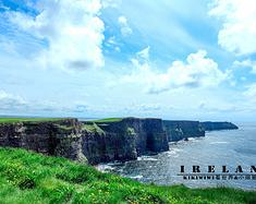 【爱尔兰】KiKiWiWi私奔爱尔兰