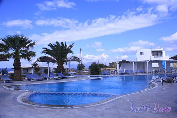 吉昂诺拉克酒店(Giannoulaki Hotel)图片