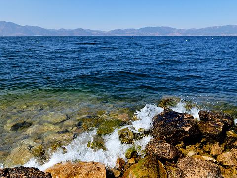 抚仙湖旅游景点图片