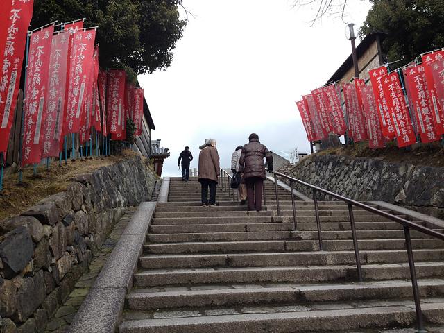 """""""感觉实在是太开放的寺庙,似乎完全没有围墙的寺庙_兴福寺""""的评论图片"""