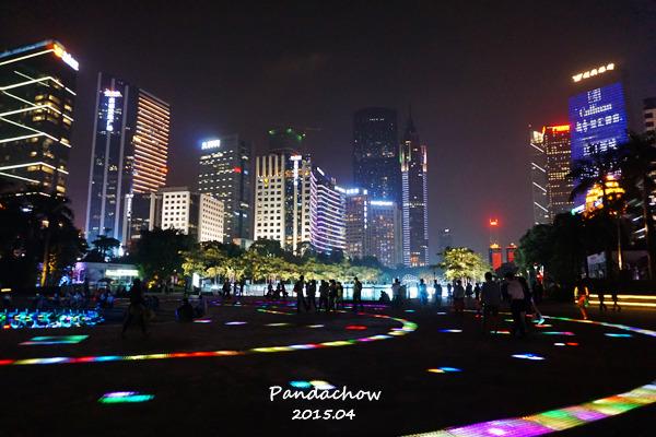 花城广场图片