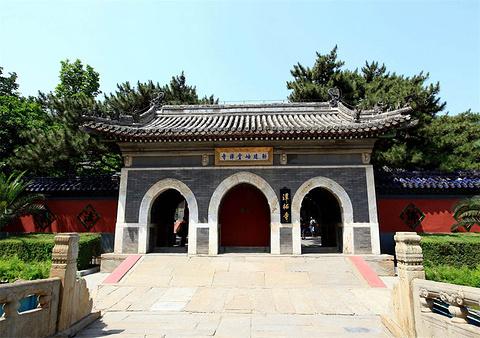 潭柘寺的图片