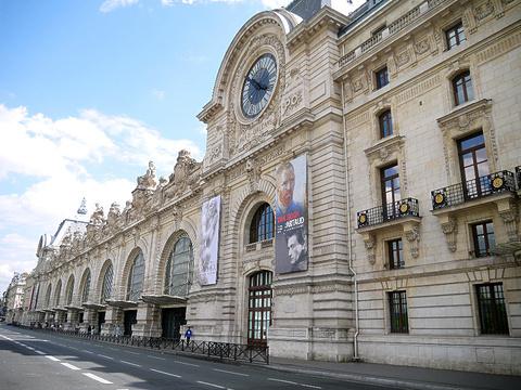 奥赛博物馆旅游景点图片
