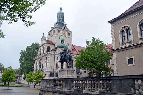 巴伐利亚国立博物馆旅游景点攻略图