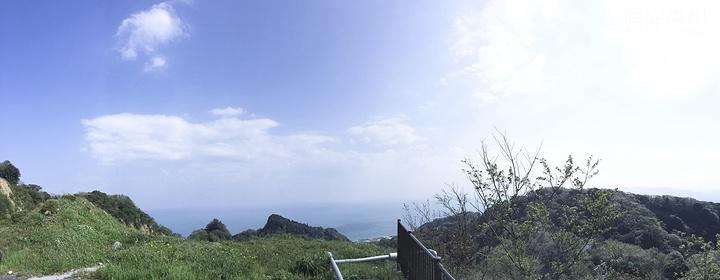 """""""之后去到了日本平,可以眺望太平洋和周边茶园、丘陵的组合面貌。结束一天的行程,傍晚在这家店解决了晚餐_日本平""""的评论图片"""